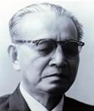 2代会長 鳥居篤治郎の写真