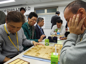 A級決勝 山下幸四郎さん(岡山県)×福岡繁さん(東京都)